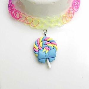 Lollipop Choker